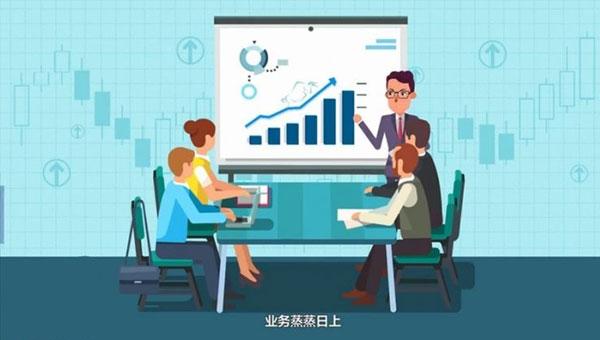 企业动画宣传片将信息视觉化