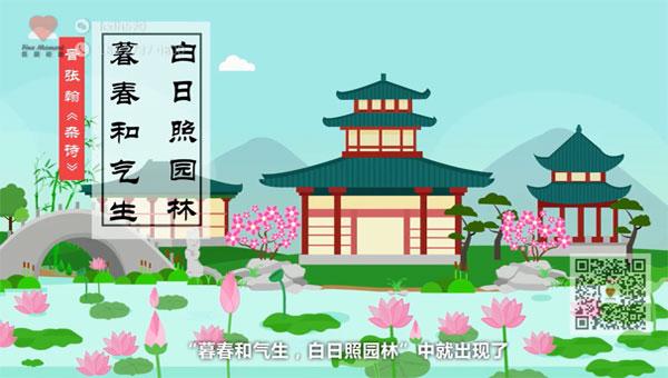 郑州动画制作公司 郑州园博园开园MG宣传动画