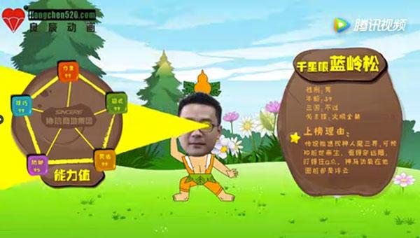 重庆动画公司 重庆协信地产集团年会flash动画