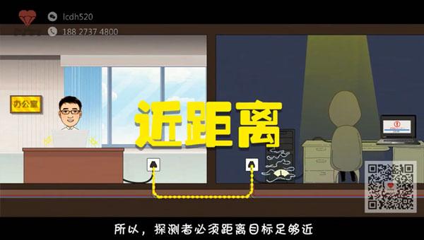 琼海市税务局保密动漫视频制作 mg动画宣传片